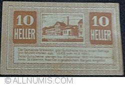Imaginea #2 a 10 Heller 1920 - Sankt Valentin