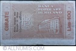 Image #2 of 100 Lire 1977 (10. V.) - Milano