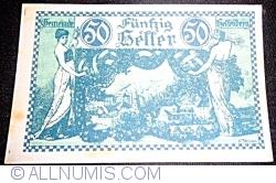 Imaginea #1 a 50 Heller 1920 - Helfenberg