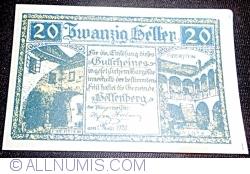 Image #1 of 20 Heller 1920 - Helfenberg