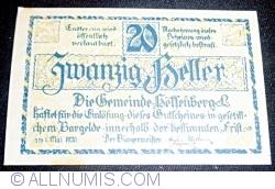 Image #2 of 20 Heller 1920 - Helfenberg