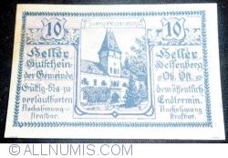 Image #1 of 10 Heller 1920 - Helfenberg
