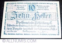 Image #2 of 10 Heller 1920 - Helfenberg