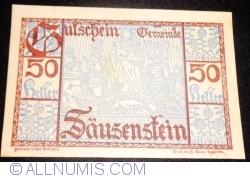 Image #1 of 50 Heller ND - Säusenstein