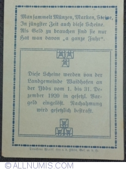 Image #2 of 60 Heller ND - Waidhofen an der  Ybbs