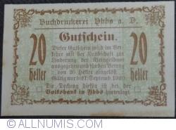 Image #1 of 20 Heller ND - Ybbs an der Donau Buchdrukerei
