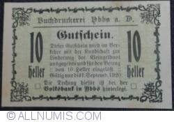 Image #1 of 10 Heller ND - Ybbs an der Donau Buchdrukerei