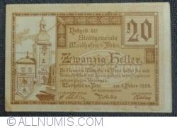 Image #1 of 20 Heller 1920 - Waidhofen an der  Ybbs