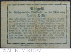 Image #2 of 50 Heller 1920 - Waidhofen an der  Ybbs