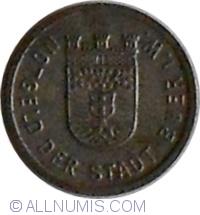 Image #2 of 10 Pfennig 1919 - Buer in Westfalen