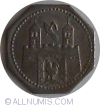 Image #2 of 10 Pfennig ND - Suhl