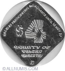 Image #2 of 4 Dolari 1997 -  Vulcan (Alberta)