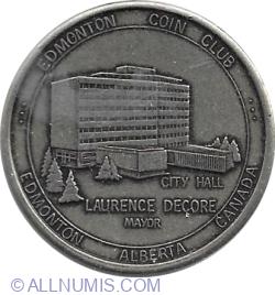 2 Dolari 1984 - Edmonton Coin Club