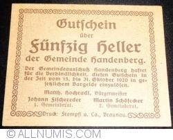 Image #2 of 50 Heller ND - Handenberg