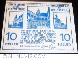 Imaginea #1 a 10 Heller 1920 - Hagenberg