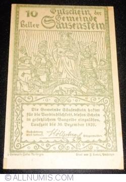 Image #2 of 10 Heller ND - Säusenstein