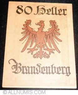 Imaginea #2 a 80 Heller ND - Brandenberg