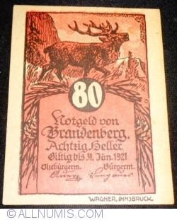 Imaginea #1 a 80 Heller ND - Brandenberg