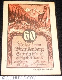 Imaginea #1 a 60 Heller ND - Brandenberg