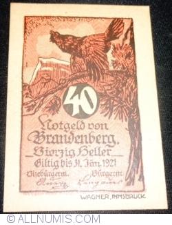 Imaginea #1 a 40 Heller ND - Brandenberg