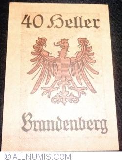 Imaginea #2 a 40 Heller ND - Brandenberg
