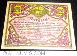 Image #1 of 50 Heller 1920 - Seewalchen am Attersee