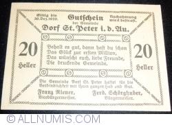 Image #2 of 20 Heller ND - Dorf Sankt Peter in der Au