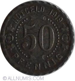 Imaginea #1 a 50 Pfennig 1919 - Witten