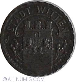 Imaginea #2 a 50 Pfennig 1919 - Witten