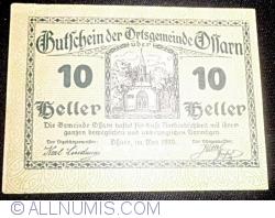 Imaginea #1 a 10 Heller 1920 - Ossarn
