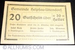 Image #2 of 20 Heller ND - Helpfau-Uttendorf
