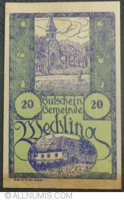 Imaginea #1 a 20 Heller ND - Wechling