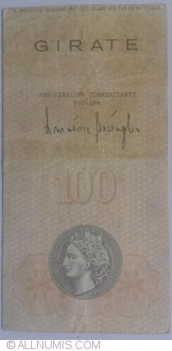 Image #2 of 100  Lire 1977 (31. I.) - Bologna