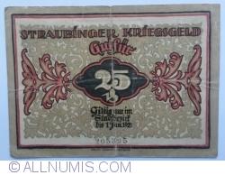 Image #2 of 25 Pfennig 1918 - Straubing