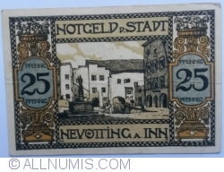 Image #2 of 25 Pfennig 1921 - Neuötting