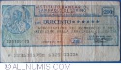 Image #1 of 200 Lire 1976 (23. I.) - Genova
