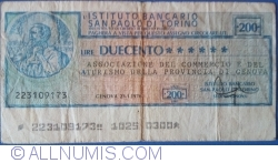 Imaginea #1 a 200 Lire 1976 (23. I.) - Genova