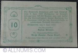 Image #2 of 10 Heller 1920 - Puchenau