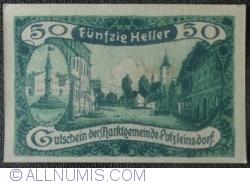 Image #1 of 50 Heller 1920 - Putzleinsdorf