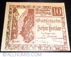 Imaginea #1 a 10 Heller ND - Göstling