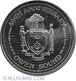 Image #1 of 1 Dollar 1980 - Owen Sound