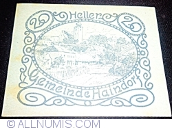 Image #1 of 20 Heller 1920 - Haindorf