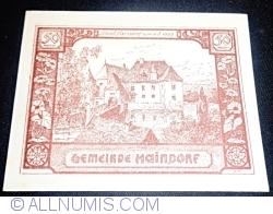 Image #1 of 50 Heller 1920 - Haindorf