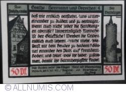 Image #1 of 50 Pfennig 1921 - Pößneck