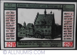 Image #1 of 25 Pfennig 1921 - Pößneck