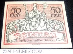 Image #1 of 50 Heller 1920 - Abtenau