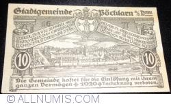 Image #2 of 10 Heller 1920 - Pöchlarn