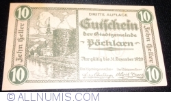 Image #1 of 10 Heller 1920 - Pöchlarn