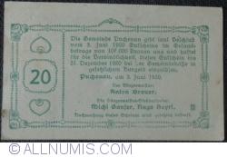 Image #2 of 20 Heller 1920 - Puchenau