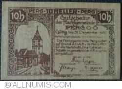Imaginea #1 a 10 Heller 1920 - Perg